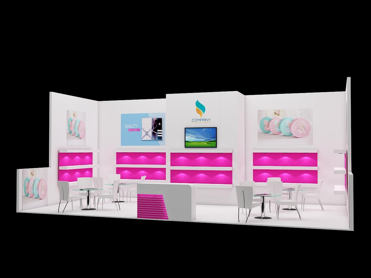 Custom Inline Booths