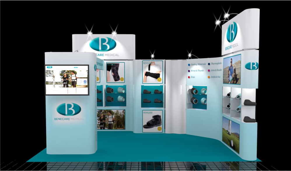 Portable Trade Show Booth Displays, Portable Displays