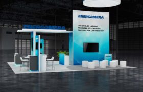 30×30 Trade Show Booth Displays & Exhibits