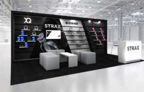 10×20 Custom Booth Designs