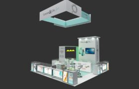 , 20×20 Trade Show Booth Displays & Exhibits