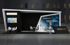 10×30 Trade Show Booth Displays & Exhibits