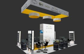 20×30 Trade Show Booth Displays & Exhibits