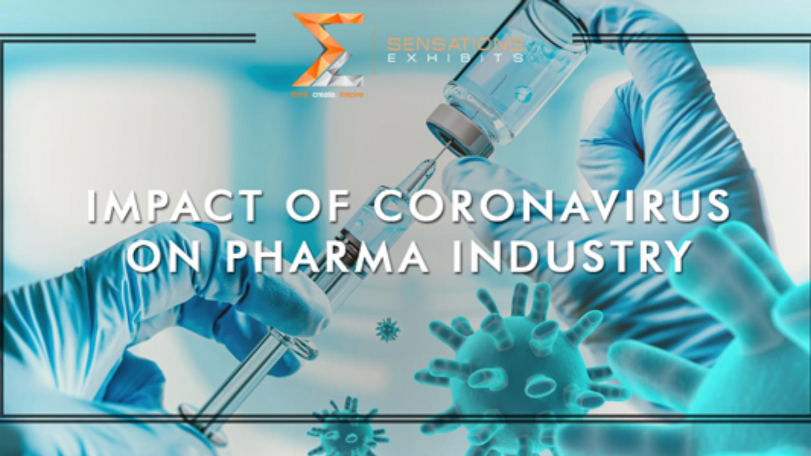 Impact Of Coronavirus On Pharma Industry